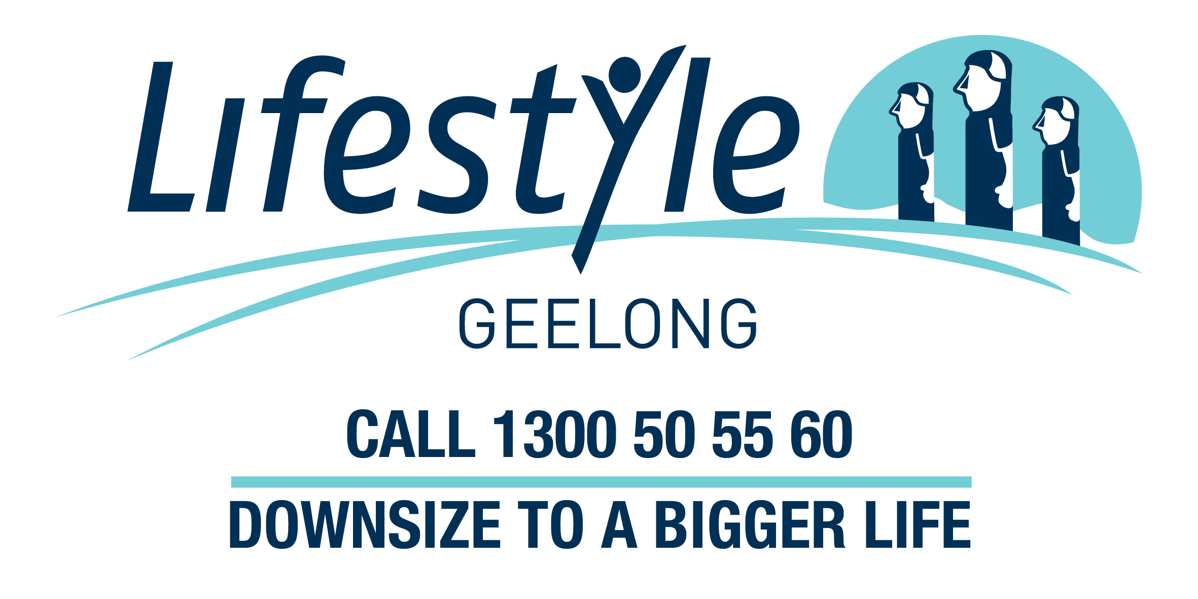 Lifestyle Geelong logo & phone - 100mm by 200mm